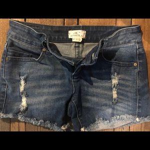 Size 0- O'Neil shorts